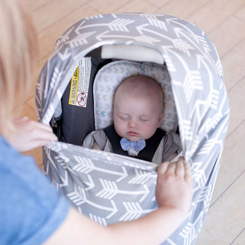 best baby car seat canopy