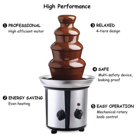 best fondue fountain