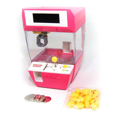 kids claw machine