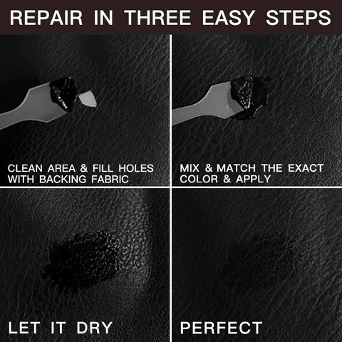 leather seat repair kit