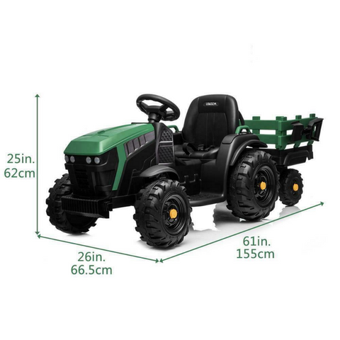 kids electric tractor