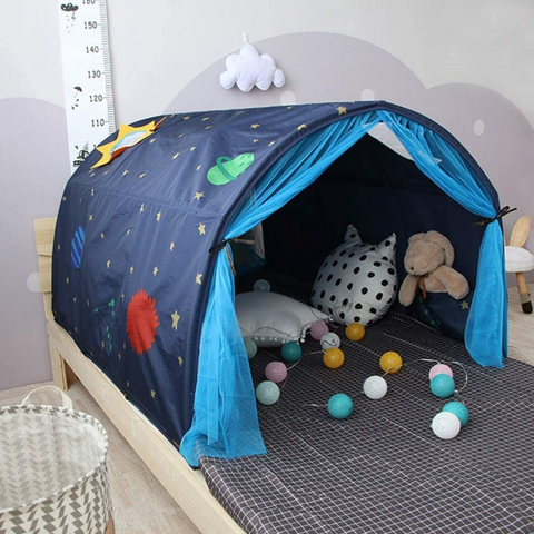 girls bed tent