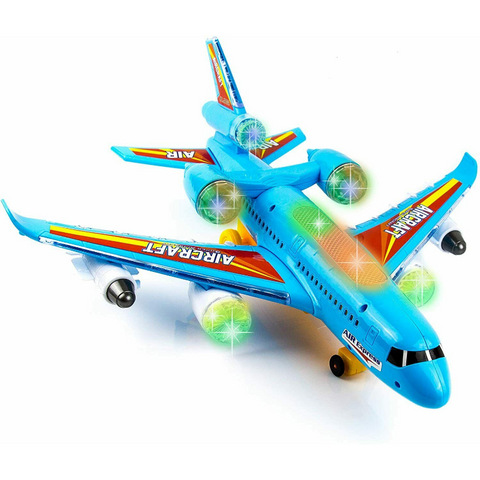 toddlers airplane toy