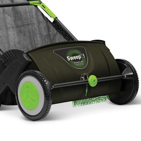 lawn sweeper for sale