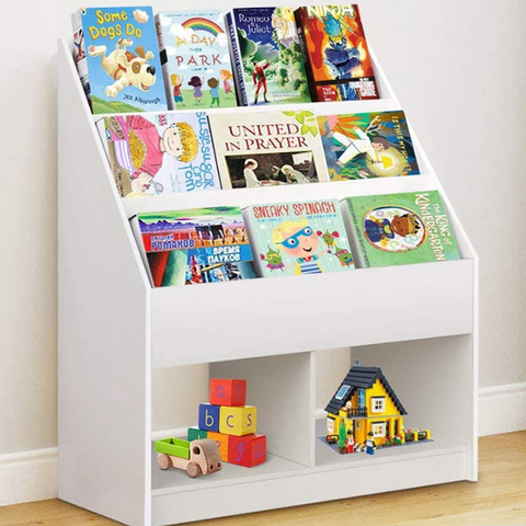 childrens bookshelf