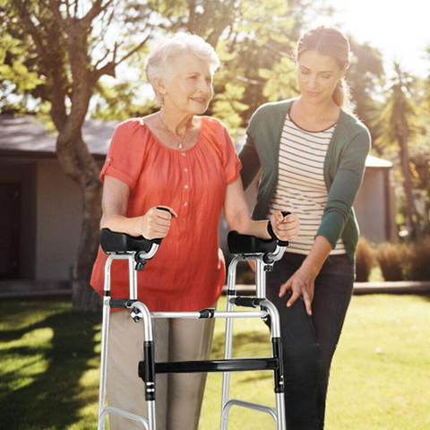upright walkers for seniors