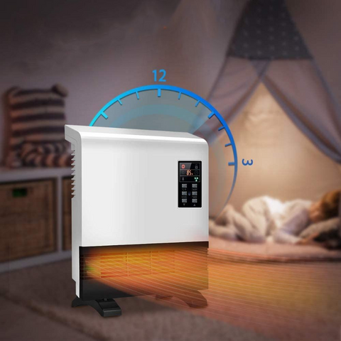 wall mounted electric heater