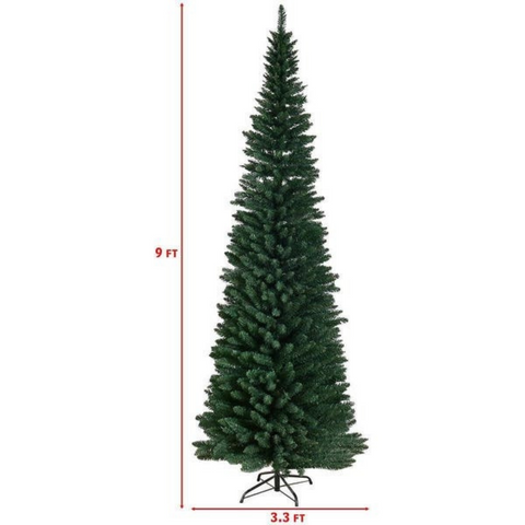 artificial pencil christmas tree