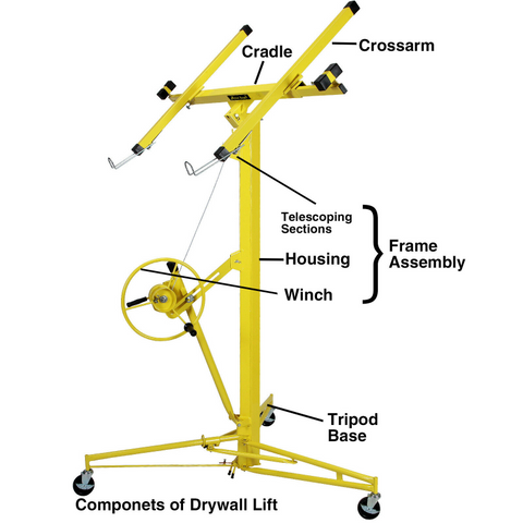 drywall lift for sale