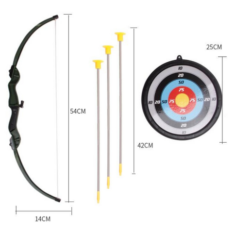 kids toy bow and arrow