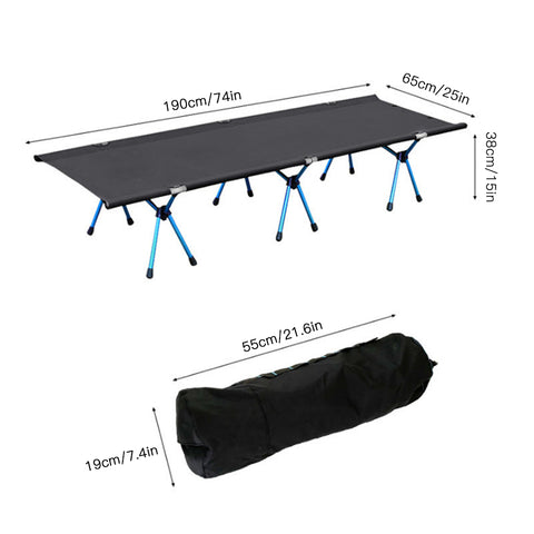 best foldable camping cot