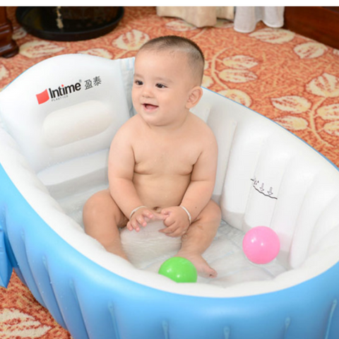 Best Baby Inflatable Shower Bathtub