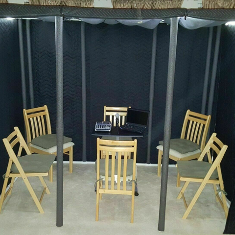portable sound booth for sale