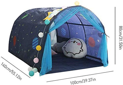 boys bed tent