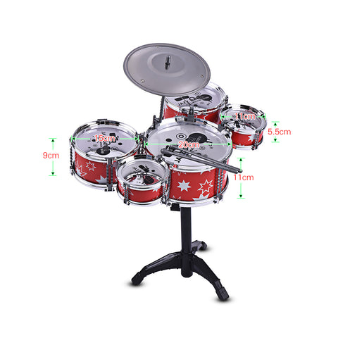 Toy Drum Set