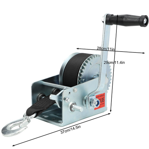 winch for trailer