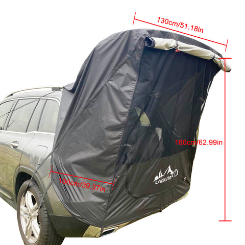 tents that attach to cars