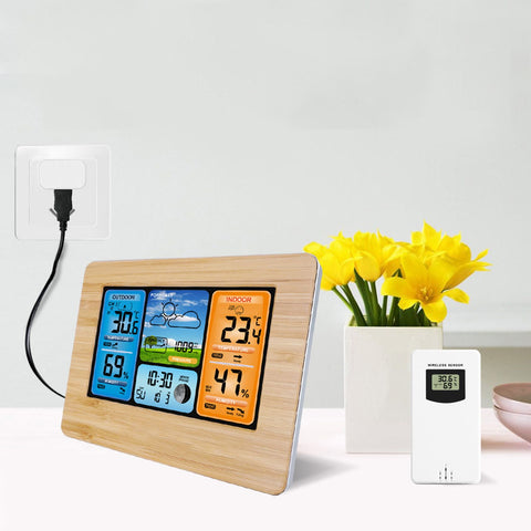 the best home weather station