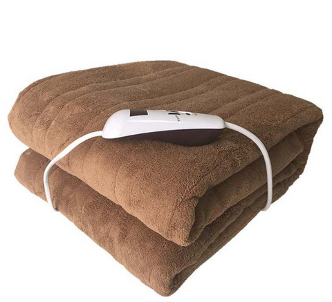 Portable Electric USB Heated Throw Blanket