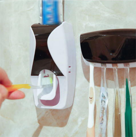 Wall Mounted Toothbrush Electric Holder