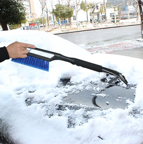 Car Windshield Ice Scraper Broom