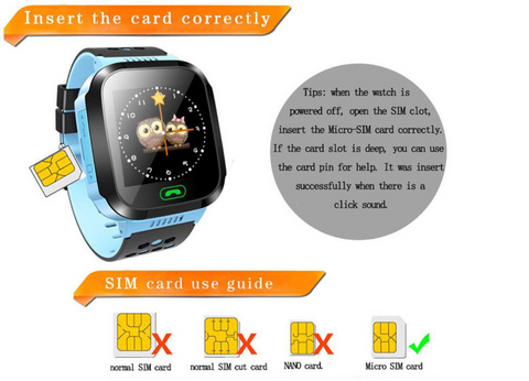 Best GPS tracker watch for kids and children