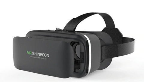 Virtual Reality 3D Goggles Headset