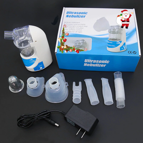 Portable Handheld Ultrasonic Nebulizer Machine