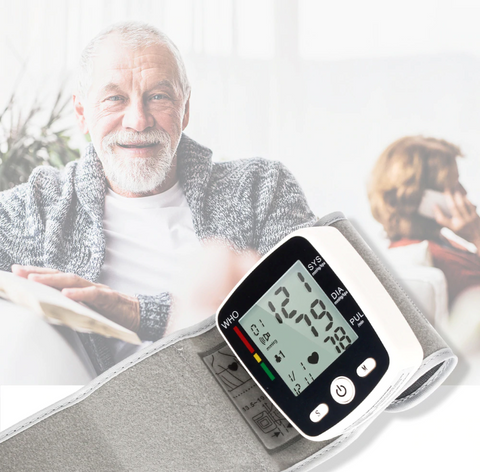 home blood pressure monitor For Wrist