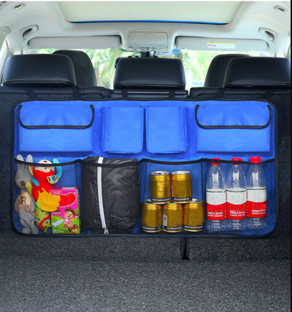 Car Back Seat Trunk Organizer