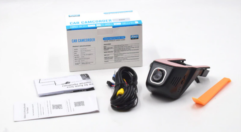 Car Security Camera Recorder System