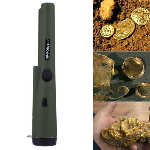 Pinpointer Gold Metal Detector