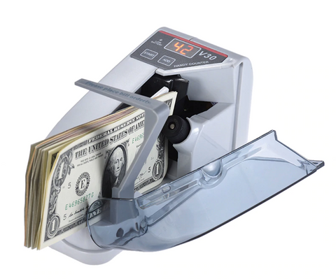Portable Money Bill Counting Machine