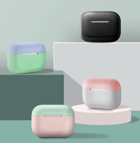 Luxury Airpods Pro Silicone Case Cover