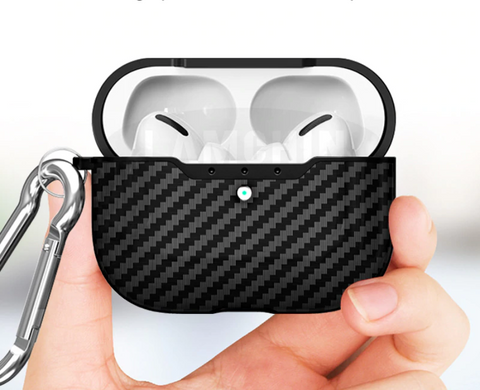 Carbon Fiber Airpods Pro Case Protective Cover