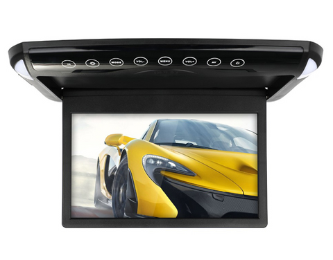 Overhead Car DVD Player System