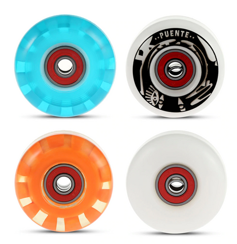 Soft Skateboard Cruiser Wheels