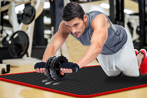 best gyming mat