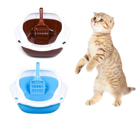 best cat litter box