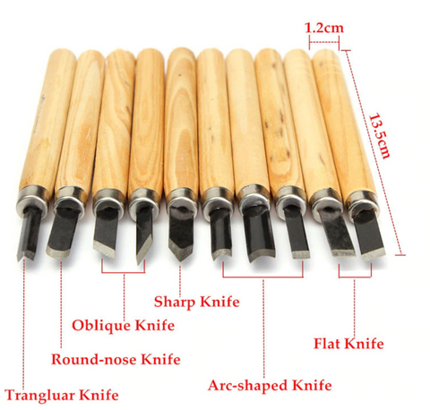 Best Wood Carving Set