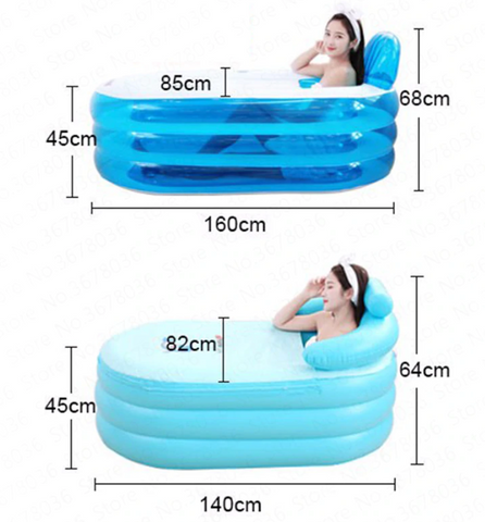 best inflatable bathtub