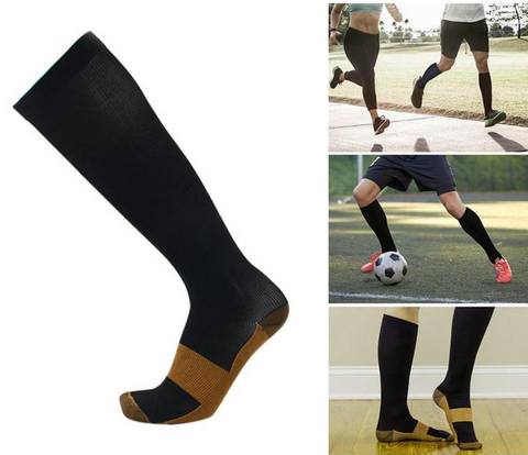 best copper compression socks