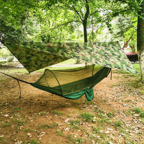 best bug hammock with net