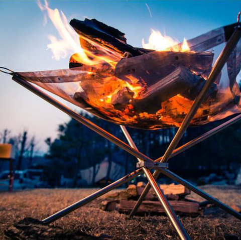 best portable bonfire pit