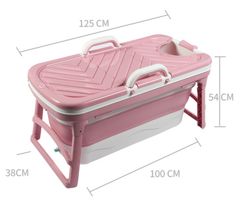 Folding Collapsible Tub