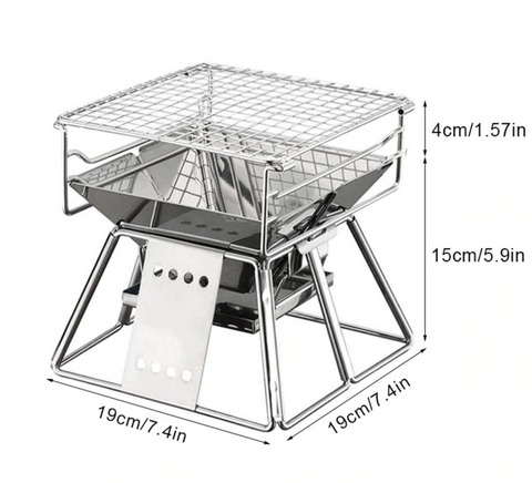 best portable outdoor camping BBQ grill