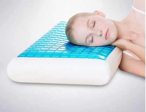 best cooling memory foam gel pillow
