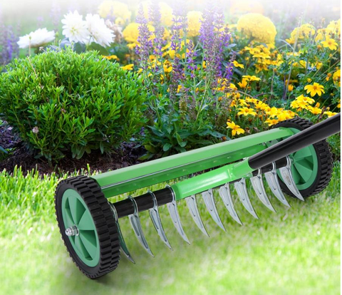 best yard aerator