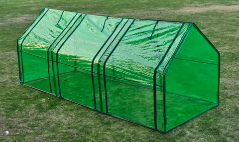 best backyard greenhouse