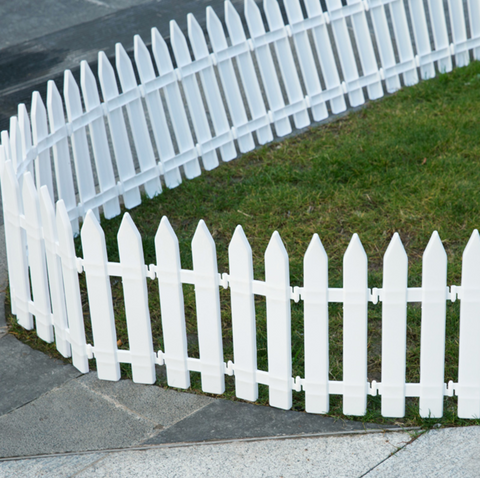 best decorative garden fencing